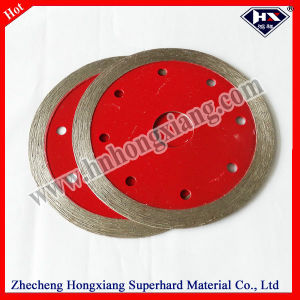 Diamond Saw Blade for Cutting Glass pictures & photos