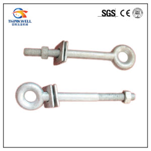 Forging Oval Eye Nuts with Round Eye Bolts pictures & photos