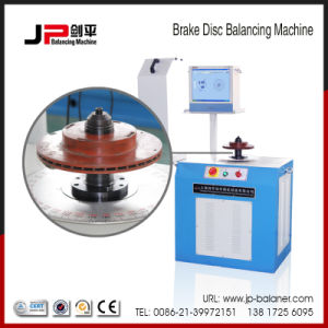 Jp Jianping Auto Brake Brake Disc Dynamic Balancing Machine pictures & photos