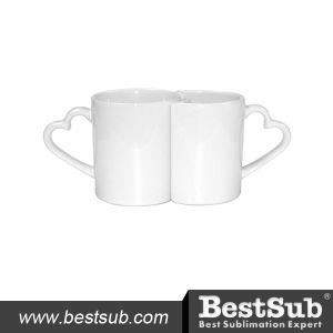Js Coatings Sublimation Mugs 11oz Couple Mugs B1QL1 pictures & photos