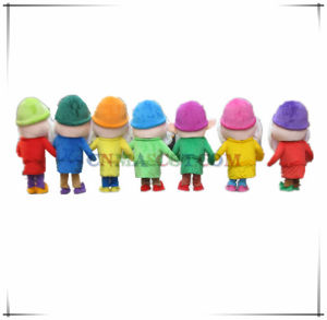 Really Popular Seven Dwarfs Mascot Cartoon Costume pictures & photos