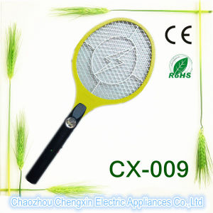 Rechargeable Electronic Kill Mosquitoes Racket CE&RoHS pictures & photos