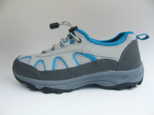 Ladies Outdoor Walking Shoes pictures & photos