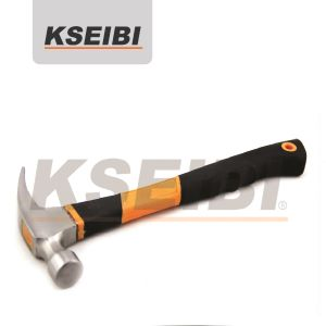 Kseibi Power Curved/Straight Head Claw Hammer with Rubber Handle pictures & photos