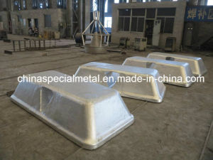 China Metal Casting Sow Mold For Aluminum Remelting