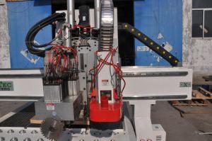 Xe1325/1530/2030 CNC Router with Boring Units (7+2+2, vertical drilling bit-7PCS, slider cutter-2PCS, saw-2PCS) pictures & photos