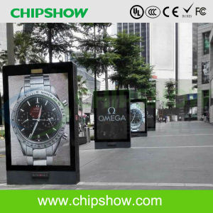 Chipshow New P6 HD Outdoor LED Poster Screen in Malaysia pictures & photos