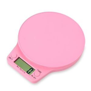 5kg/1g Electronic Digital Kitchen Scale (FK413) pictures & photos