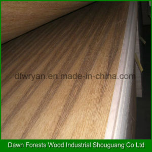 Teak Veneer Plywood Fancy Plywood pictures & photos
