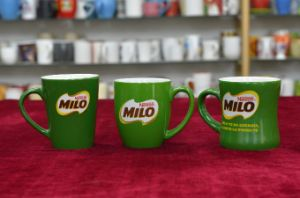 Green Promotion Mug pictures & photos