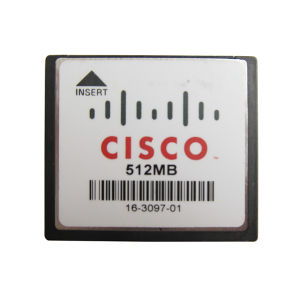 Cisco 512MB Compact Flash Cfmemory Card pictures & photos