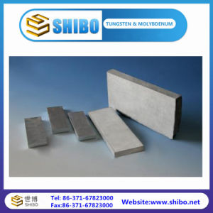 Shibo Approved Good Quality Pure Molybdenum Sheet pictures & photos