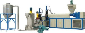 PP PE Water-Ring Pelletizing Line with Pelletizer pictures & photos