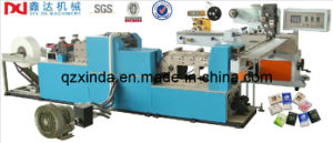 Automatic Handkerchief Pocket Making Packing Machine pictures & photos