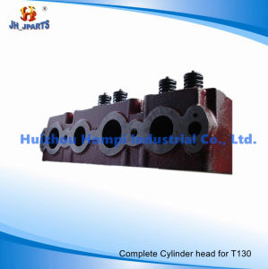 Engine Parts Complete Cylinder Head for Russia Tractor T130 pictures & photos