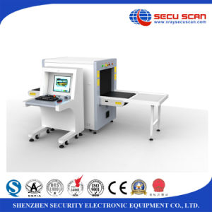 Middle tunnel size luggage scanner for hotel, airport use pictures & photos