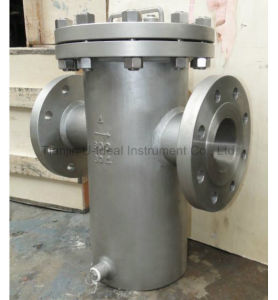Industrial Duplex Basket Strainer pictures & photos