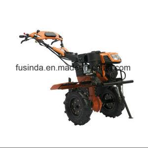 7HP Electric Start Diesel Power Tiller/ Farming Cultivator (FG1100DE) pictures & photos