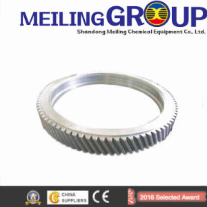 Three Row Roller External Gear Slewing Ring pictures & photos