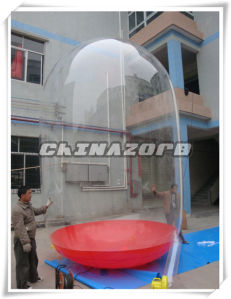 New Created Customized Transparent Show Tent Inflatable Bubble Tent