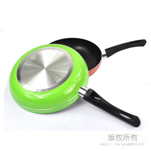 24cm No Stick Frypan Made of Aluminum Fry Pan Skillet pictures & photos