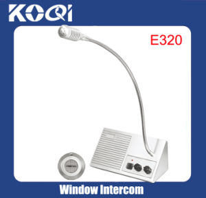 China Manufacturer Bank Window Intercom Speaker pictures & photos