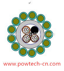 Fiber Cables / Opgw Cables for Outdoor Transmission pictures & photos