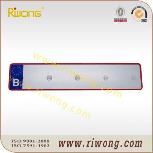 European License Plate Blank pictures & photos