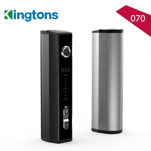New Products 2017 Tpd Compliance Kingtons 070 Electronic Cigarette pictures & photos