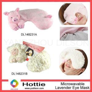 Microwaveable Animal Shape Lavender Eye Mask
