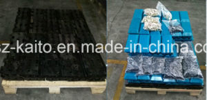 Wirtgen Planer W3/300mm Poly Track Pads and Track Shoes pictures & photos