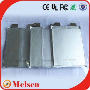 OEM 3.6V 3.2V LiFePO4 A123 Li Ion 100ah 80ah 40ah 30ah 25ah 20ah Prismatic Pouch Cell LiFePO4, Rechargeable Lithium Iron Phosphate Battery for EV pictures & photos