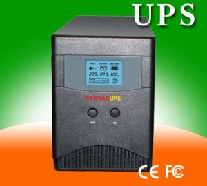 DC12V to AC230V 1000va Pure UPS pictures & photos
