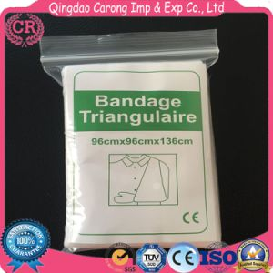 Disposable Medical Three Triangular Bandage pictures & photos