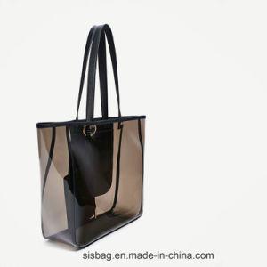 Transparent Color Shopping Bag Beach Bags for Women pictures & photos