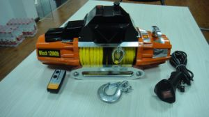 Synthetic Rope Winch12500lb (SC12.5WXN) pictures & photos
