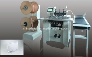 Automatic Double Wire Book Binding Machine pictures & photos