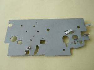 ISO Certified CNC Stamping Parts pictures & photos