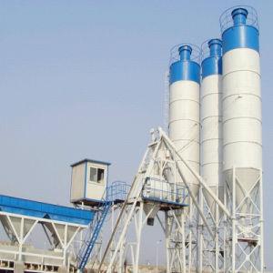 High Quality Hzs25 Hopper Lift Type Concrete Batching Plant pictures & photos