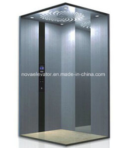 Mirror Hairline Stainless Steel Home Elevator pictures & photos
