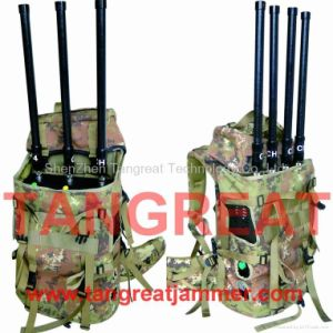 Backpack Military VIP Jammer 800-2500MHz