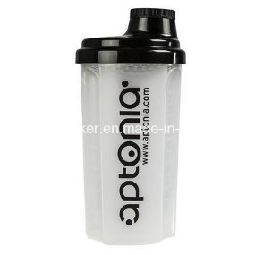 700ml Protein Shake Bottle with Mesh pictures & photos