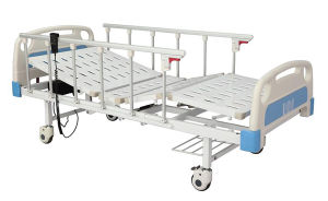 Two Function Electric Hospital Bed pictures & photos