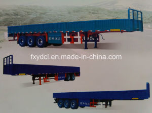 Van Body Truck Cargo Box Semi Trailer