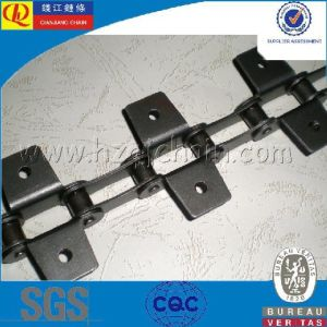 Carbon Steel Conveyor Chain with Attachments pictures & photos