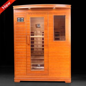 Hot Mini Far Infrared Sauna Room (SR1O002) pictures & photos