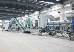 Pet Flake Recycling Line pictures & photos