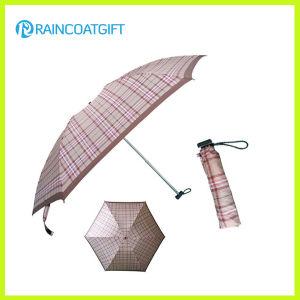 "Wholesale 21"" *8k Mini Advertising Pocket Folding Umbrella pictures & photos"