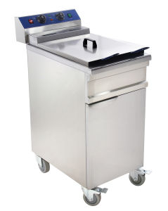 Electric Fryer with Cabine (EF-481/C EF-482/C) pictures & photos