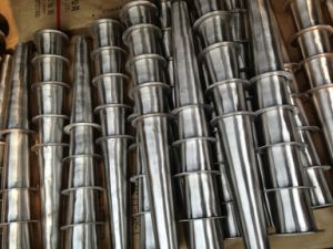 Premium Quality Conical Steel Tube pictures & photos